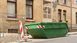 Kontenery na gruz budowlany Zabrze - Tani wynajem kontenerów na gruz
