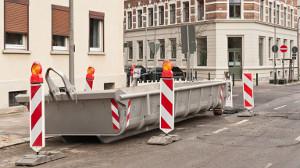 Kontenery na gruz budowlany Chełmek - Tani wynajem kontenerów na gruz